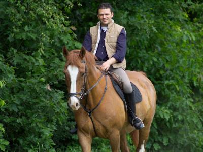 Op stal, buitenshuis Ook je paard houdt van verlof