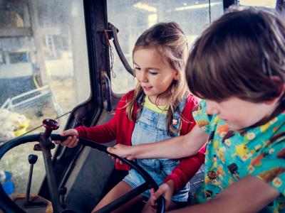 5 redenen voor een boerderijvakantie