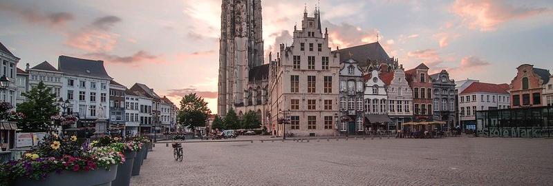 De rijke geschiedenis van Mechelen
