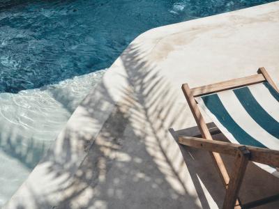 10 logies waar je geniet in het zwembad
