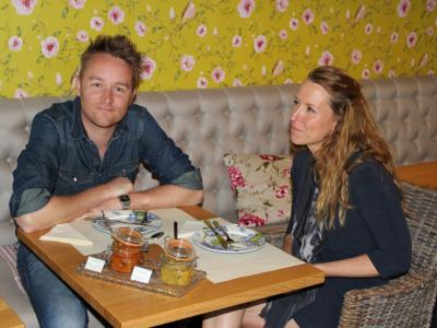 B&B De Keyartmolen met paardenhotel geeft Ben Roelants een warm ontvangst