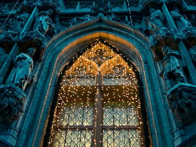 De mooiste kerstmarkt staat in Leuven