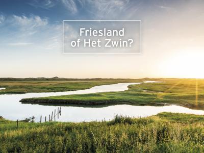 Friesland of het Zwin