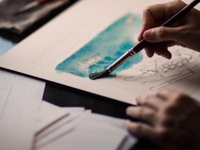 Creatief logeren