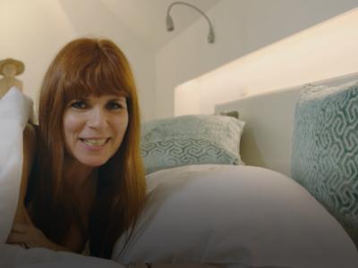 Katja Retsin krijgt stijl- en kleuradvies