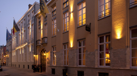 Romantiek in Brugge