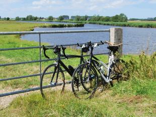Happen en Trappen fietsen