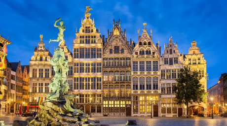 Discover Antwerp