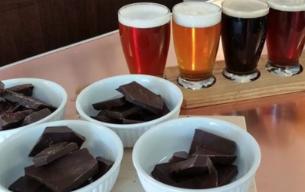 Bier & Chocolade pairing