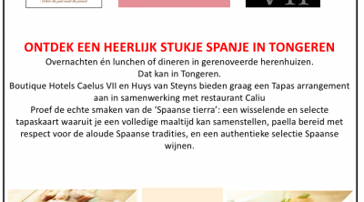 Spaanse Tapas in Tongeren