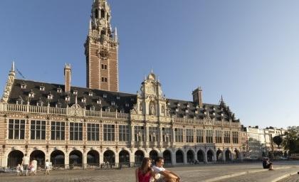 Genieten in Leuven