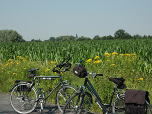 fietsen in het kwadraat!