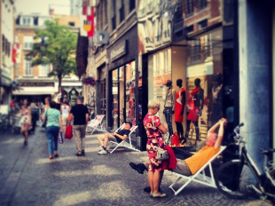 Shoppiness in Leuven