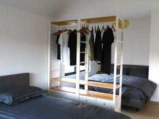 VELPE55 vakantiewoning Hageland slaapkamer 4 personen boxspring.jpg
