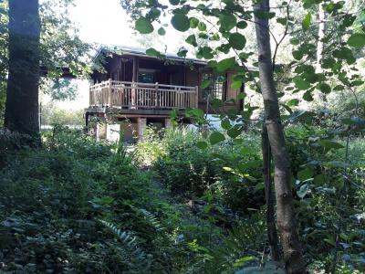 Scottisch Wood Lodge