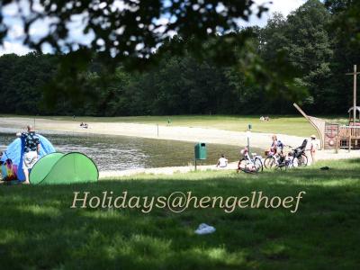 Holidays@Hengelhoef