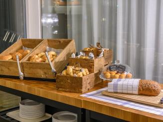 Holiday Inn Express Mechelen Bread and Pastries.jpg