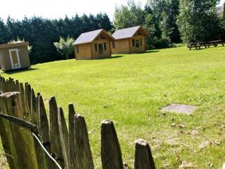 Provinciedomein Huizingen: Trekkershutten