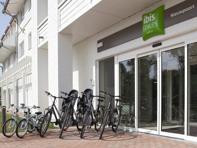 ibis Styles Nieuwpoort