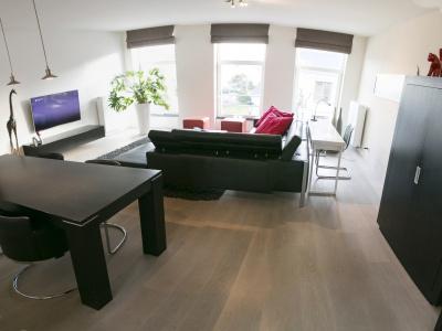 Modern appartement in Belle époque wijk Oostende