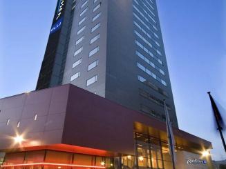 Radisson Blu Hotel, Hasselt.JPG